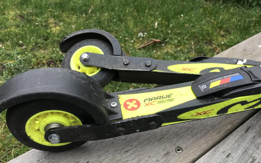 Acheter des ski-roue d'occasion