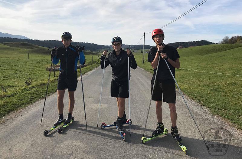 Traversée des Higlands en ski-roue