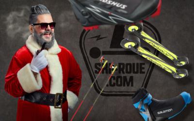 3 packs ski-roue pour vous faire plaisir à Noël
