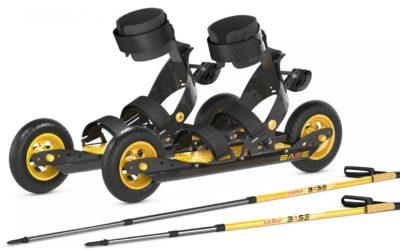 Skike sort un pack ski-roue à petit prix